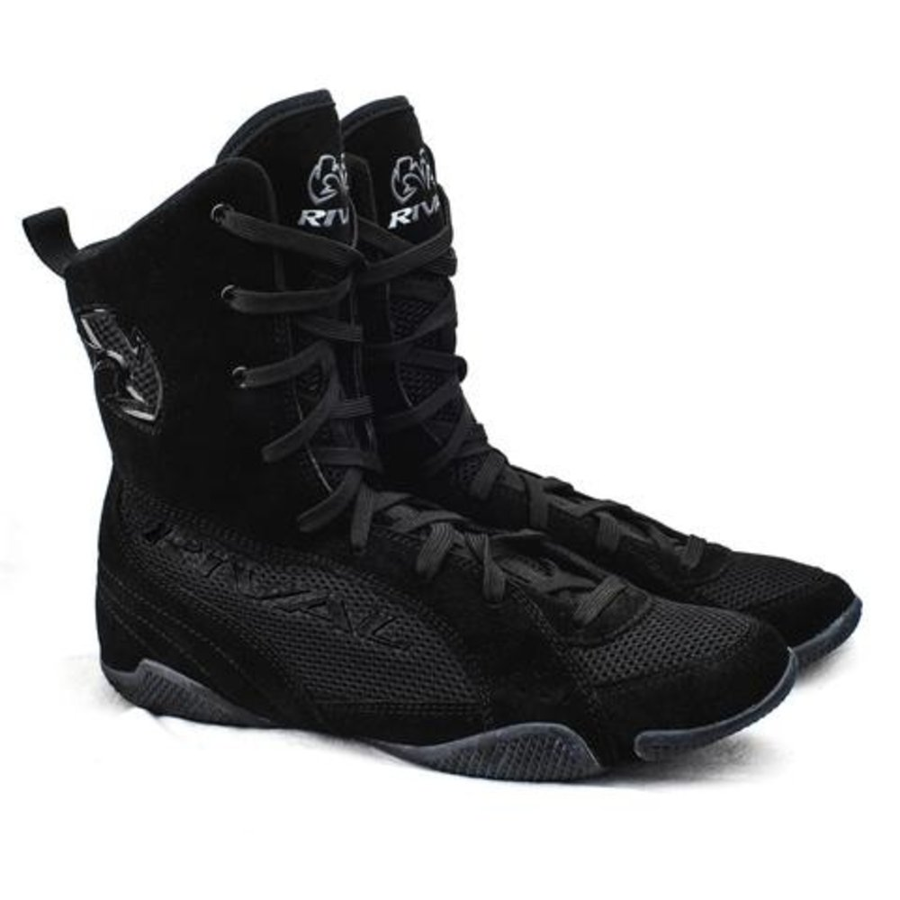 Rival RSX One High Top Boxing Boots