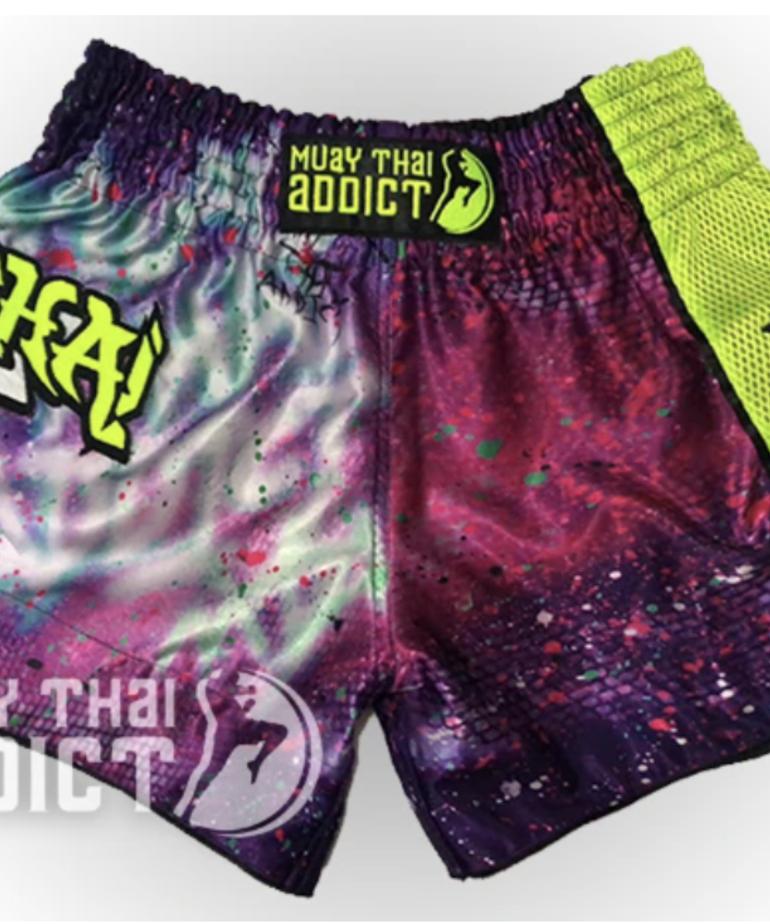 Muay Thai Addict Muay Thai Addict King Assassin Shorts