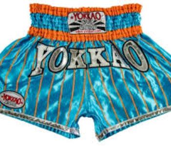 Yokkao Pinstripe Shorts