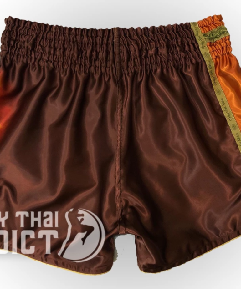 Muay Thai Addict Muay Thai Addict Dark Lord Shorts