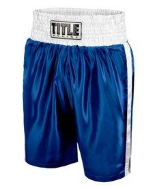 Title Title Edge Boxing Trunks