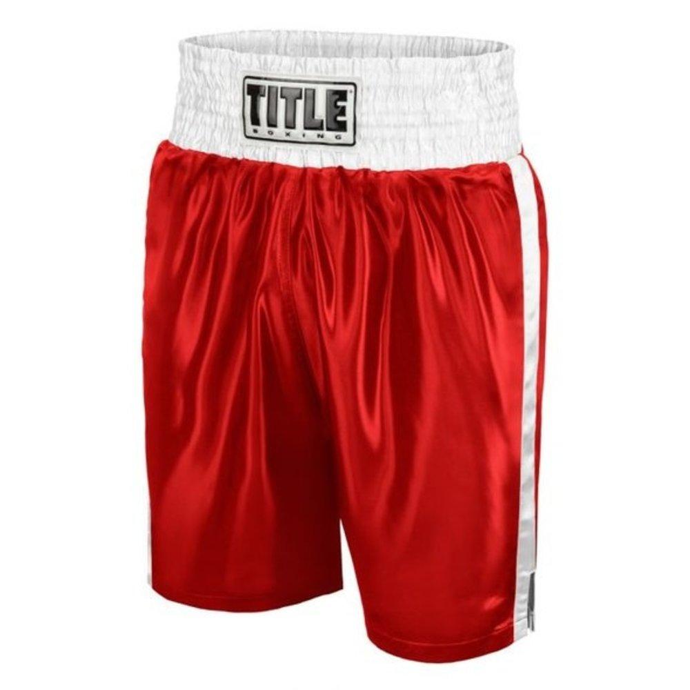 Title  Edge Boxing Trunks
