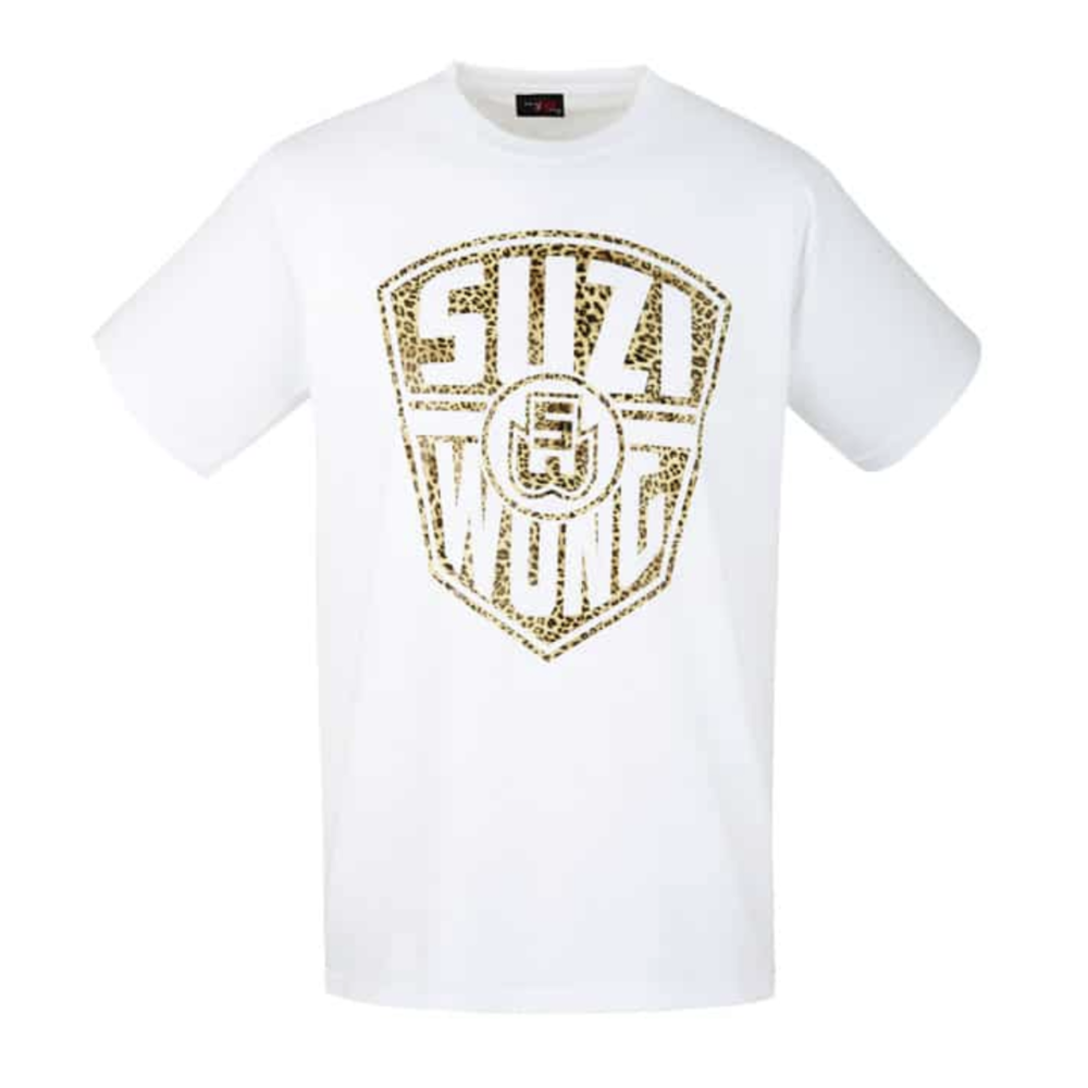 Suzi Wong Leopard Print T-Shirt