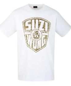 Suzi Wong Suzi Wong Leopard Print T-Shirt