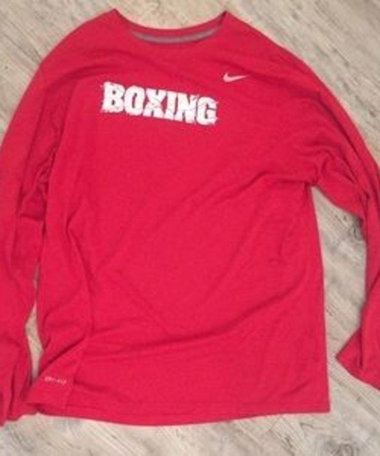 Nike Nike Boxing Longsleeve Shirt