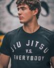 Superare Superare Jiu Jitsu vs Everybody T-Shirt