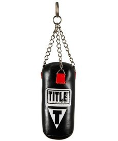 Title Title Mini Heavybag Keychain