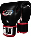 Title Title Muay Thai Leather Training Gloves