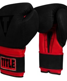 Title Title Leather Solar Training Gloves