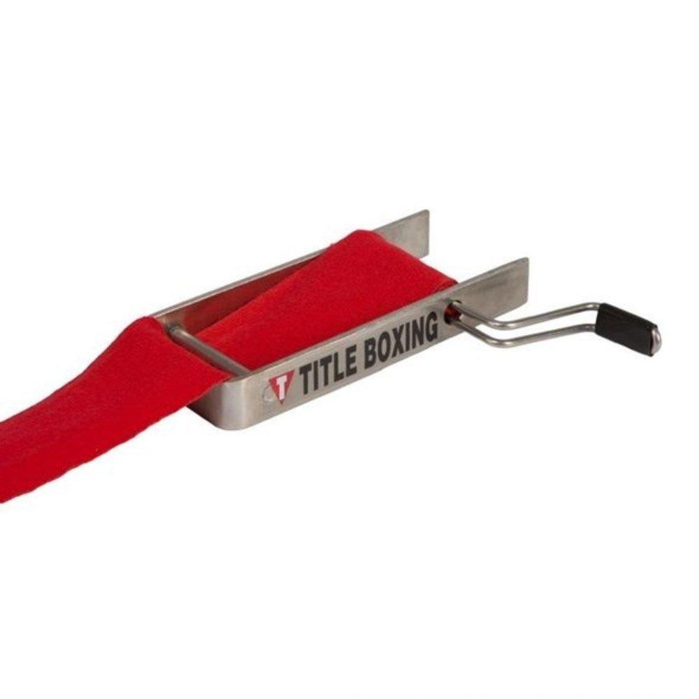 Title Portable Zip Handwrap Roller