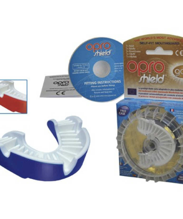 Opro Opro UFC Silver Mouthguard