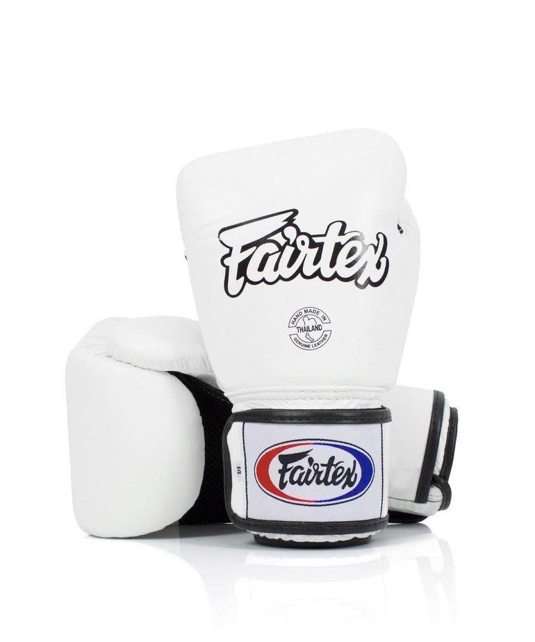 Fairtex Fairtex BGV1 Gloves - Breathable White