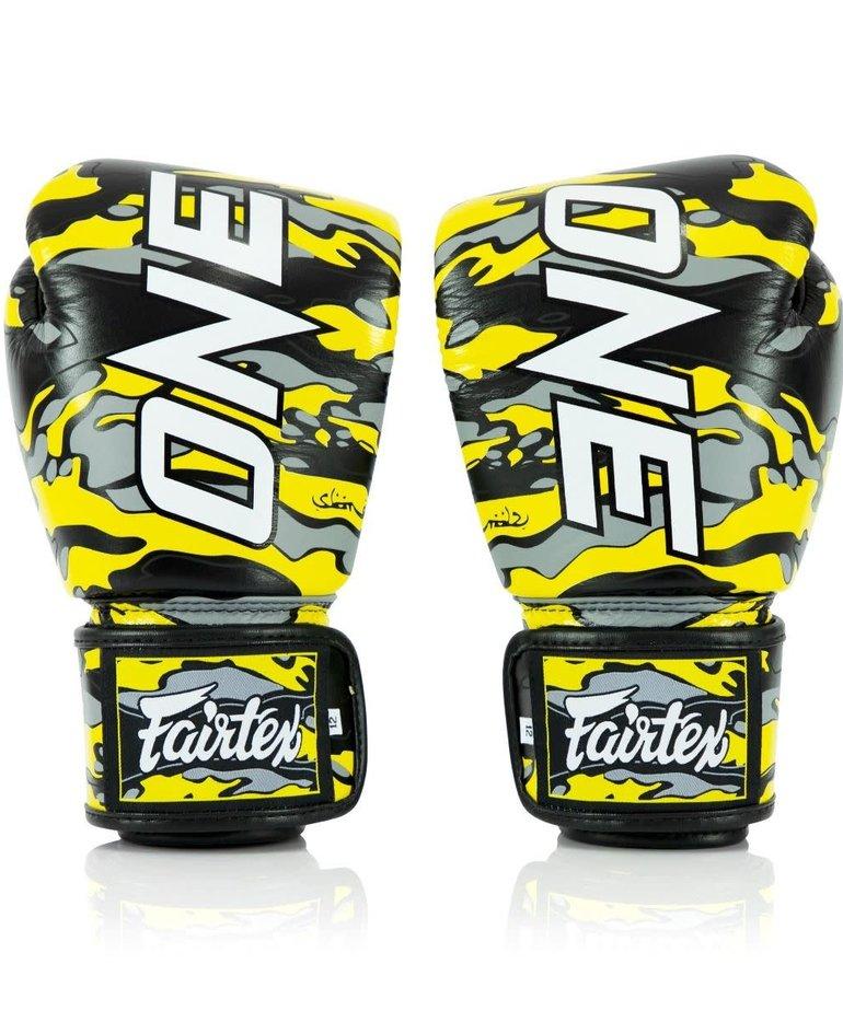 Fairtex Fairtex ONE X Mr. Sabotage Gloves