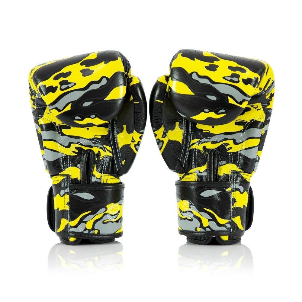 Fairtex ONE X Mr. Sabotage Gloves