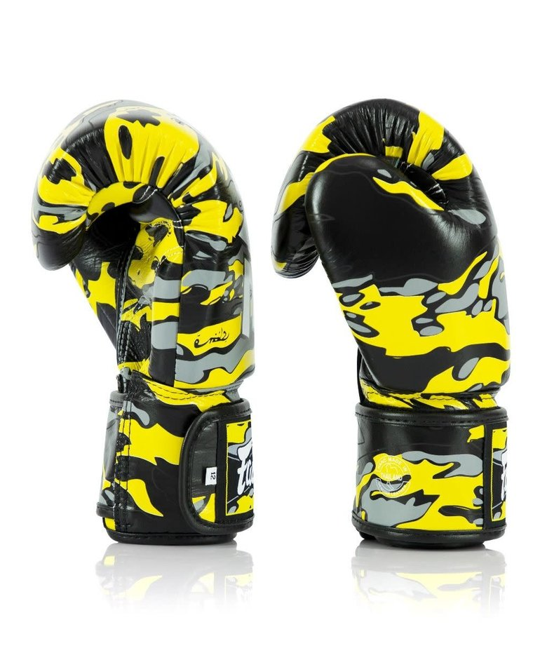 Fairtex Fairtex ONE X Mr. Sabotage Gloves