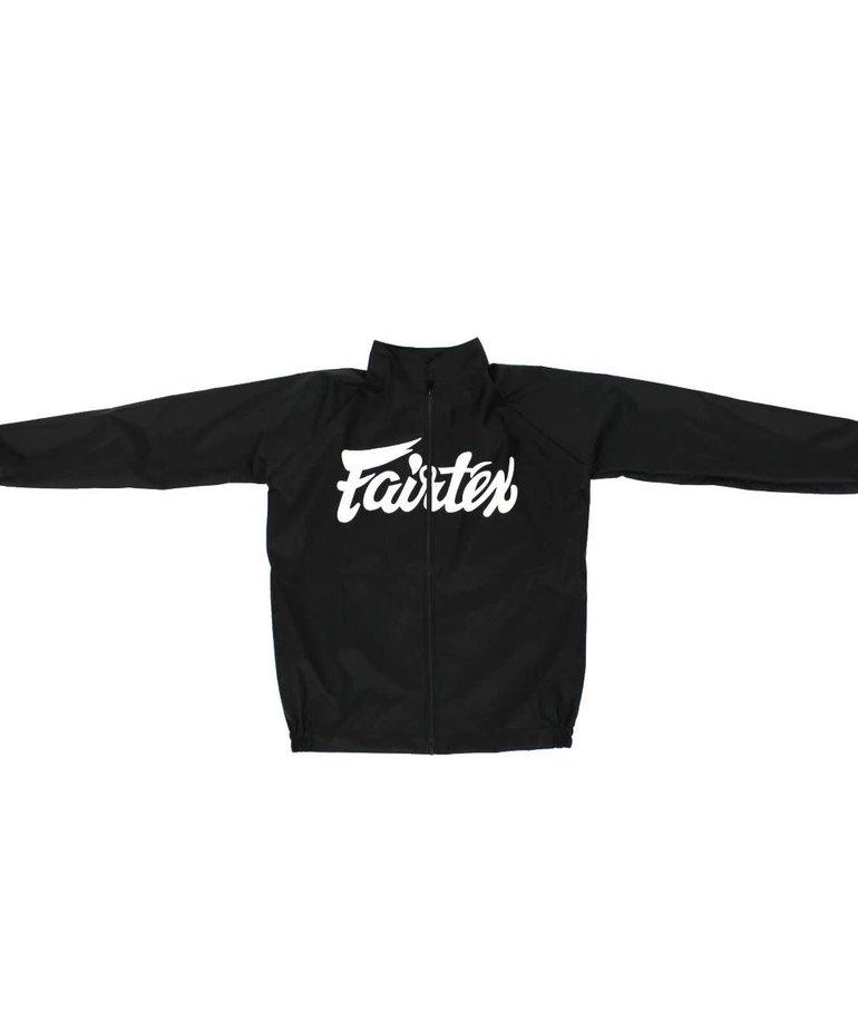 Fairtex Fairtex VS2 Vinyl Sweat Suit - Black
