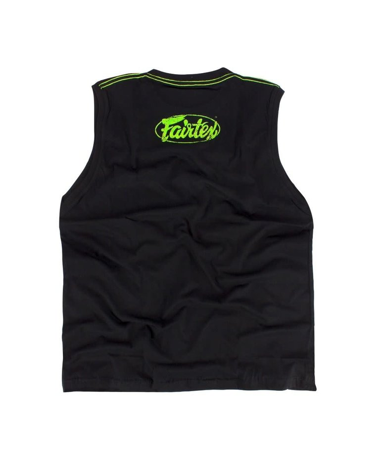 Fairtex Fairtex MTT27 Tank Top - Light Green