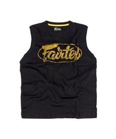 Fairtex Fairtex MTT27 Tank Top - Gold