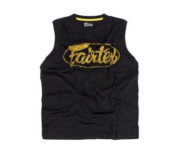 Fairtex MTT27 Tank Top - Gold