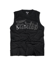 Fairtex Fairtex MTT34 Tank Top - Black