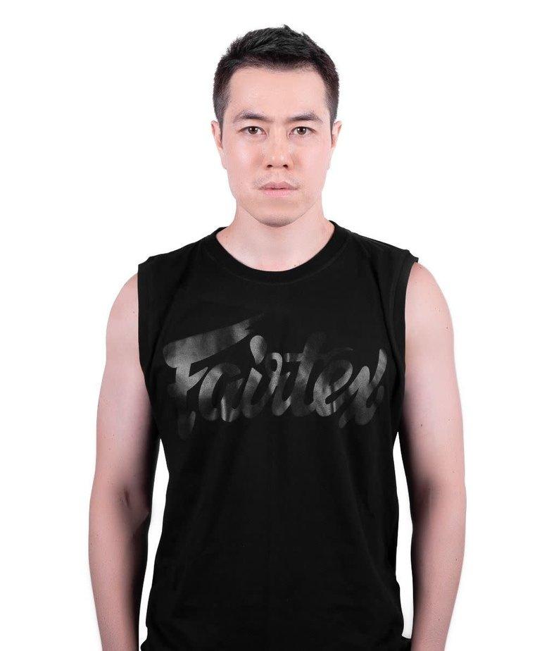 Fairtex Fairtex MTT34 Tank Top - Black
