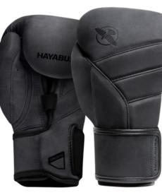 Hayabusa Hayabusa T3 LX Boxing Gloves - Obsidian
