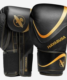 Hayabusa Hayabusa H5 Boxing Gloves - Black/Gold