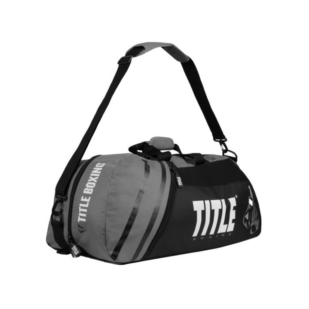 Title Sport Bag/Back Pack 2.0