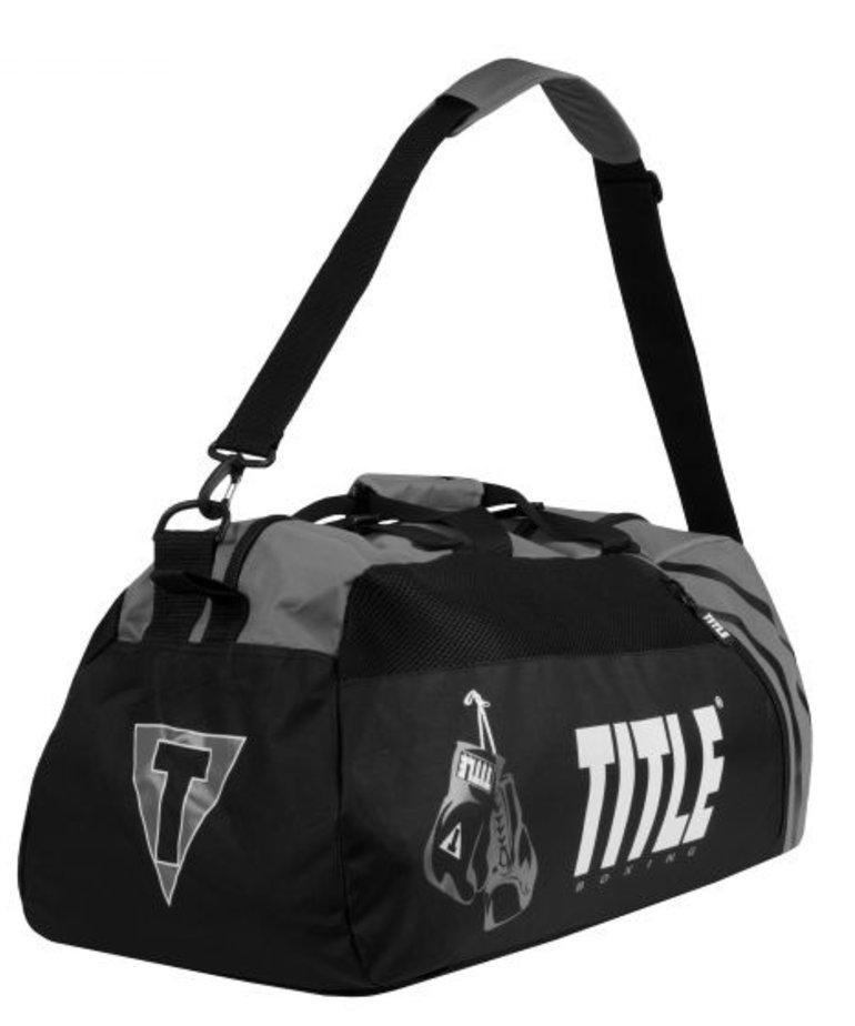 Title Title Sport Bag/Back Pack 2.0