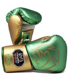 Rival Rival RS100 Pro Sparring Glove - Green/Gold