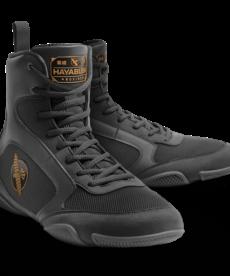 Hayabusa Hayabusa Pro Boxing Boots - Black