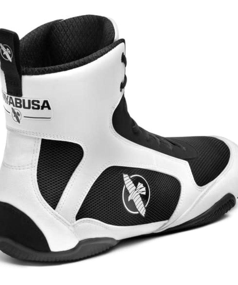 Hayabusa Hayabusa Pro Boxing Boots - White
