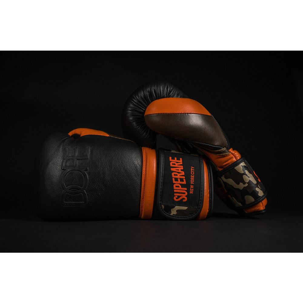Superare x Dope Velcro Gloves