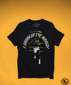 Bangarang Bangarang x Ali Shook Up The World T-Shirt