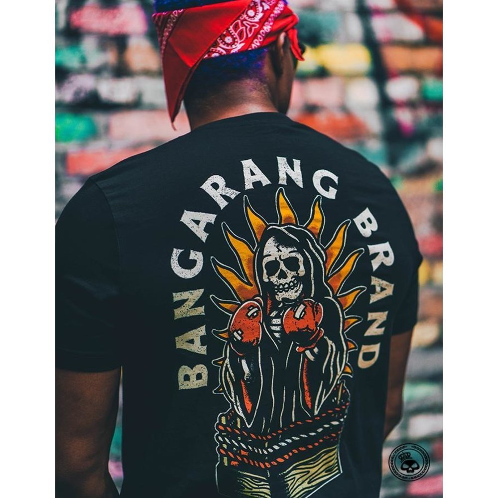 """Bangarang """"Rest In Punches"""" T-Shirt"""