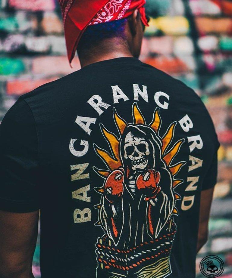 "Bangarang Bangarang ""Rest In Punches"" T-Shirt"