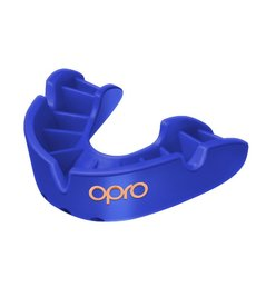 Opro Opro Self-Fit Bronze Mouthguard - Blue