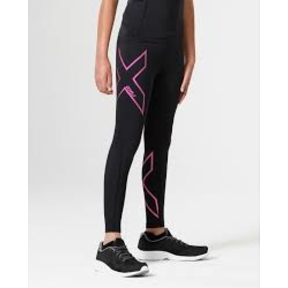 2XU Girl's Full Length Compression Tights