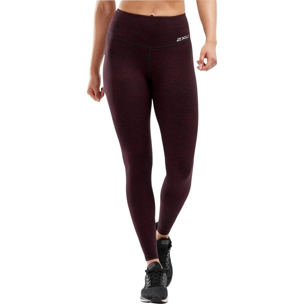 2XU Womens Fitness Hi-Rise Compression Tights