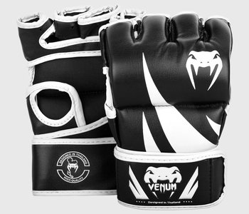 Venum Challenger MMA Gloves Without Thumb - Black/White