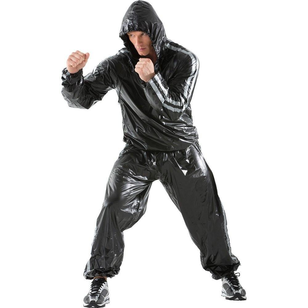 Everlast Hooded Sauna Suit