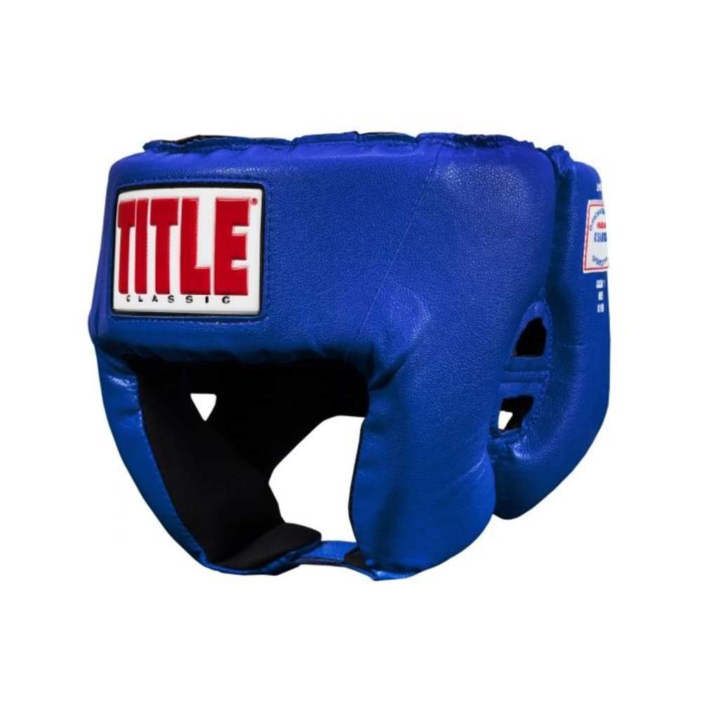 Title Competition Headgear