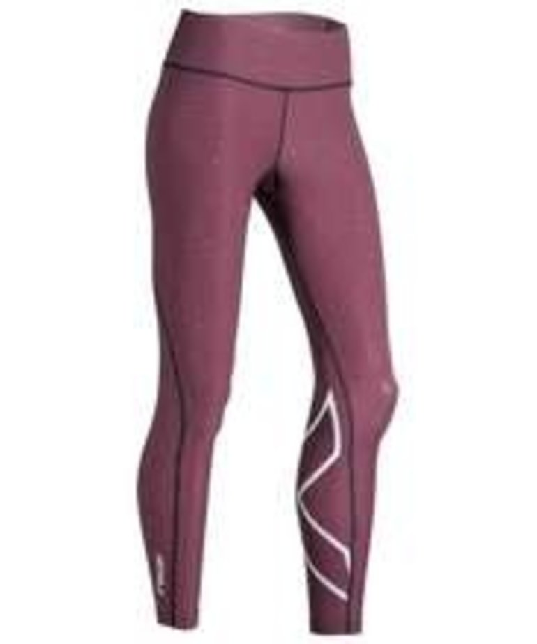 2XU 2XU Print Mid-Rise Full Length Compression