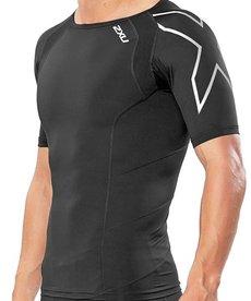 2XU 2XU Men's Short Sleeve Compression Top