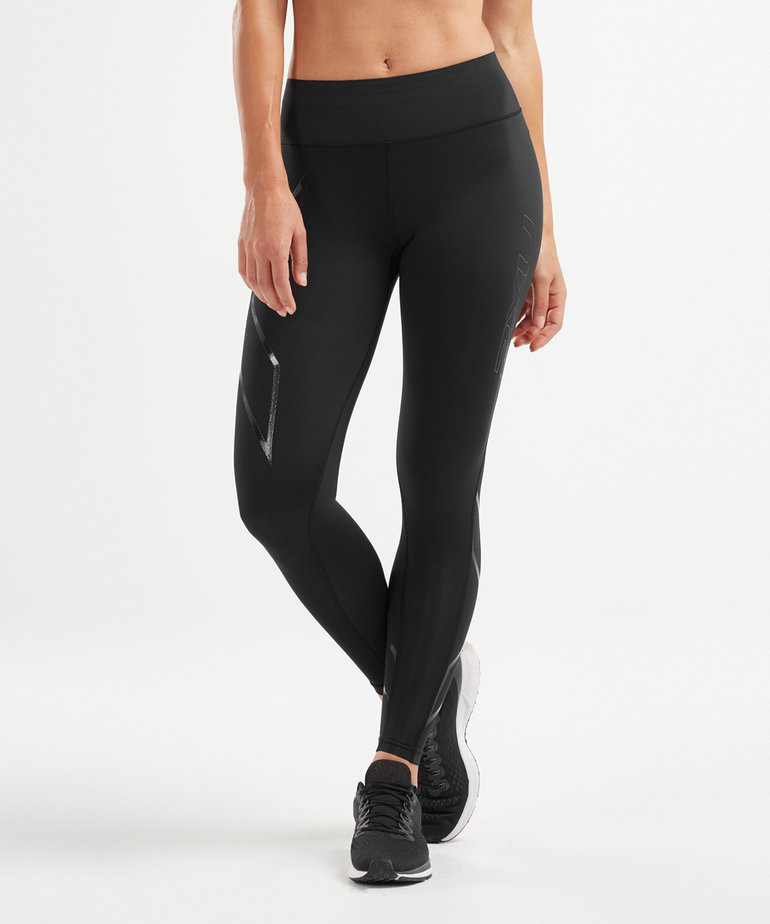 2XU Bonded Mid-Rise Full Length Compression