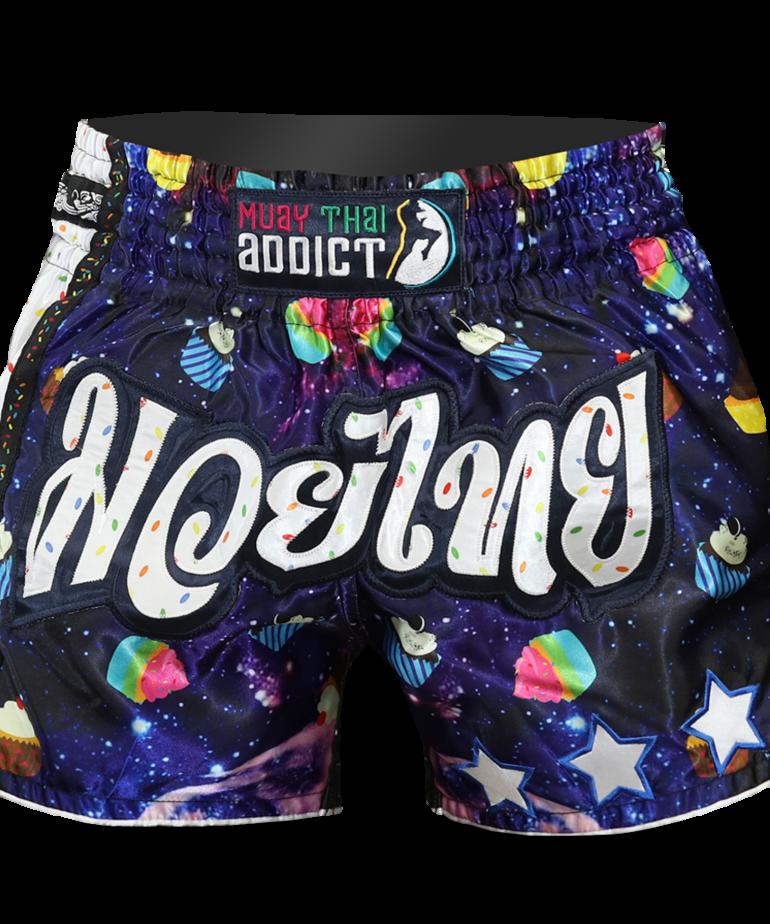 Muay Thai Addict Muay Thai Addict Cosmic Cupcakes Shorts