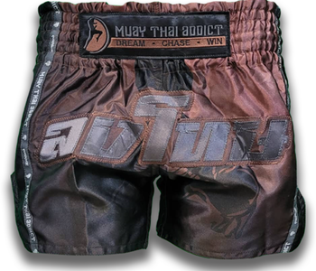 Muay Thai Addict Punisher Shorts
