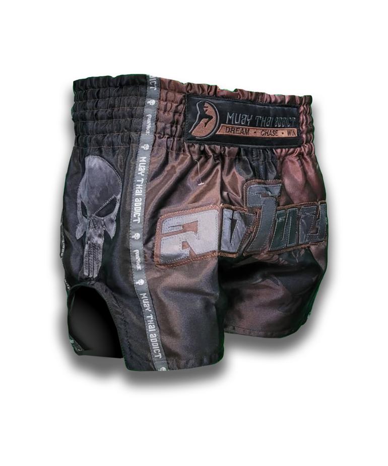 Muay Thai Addict Muay Thai Addict Punisher Shorts