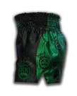 Muay Thai Addict Muay Thai Addict Chameleon Crown Collector Shorts