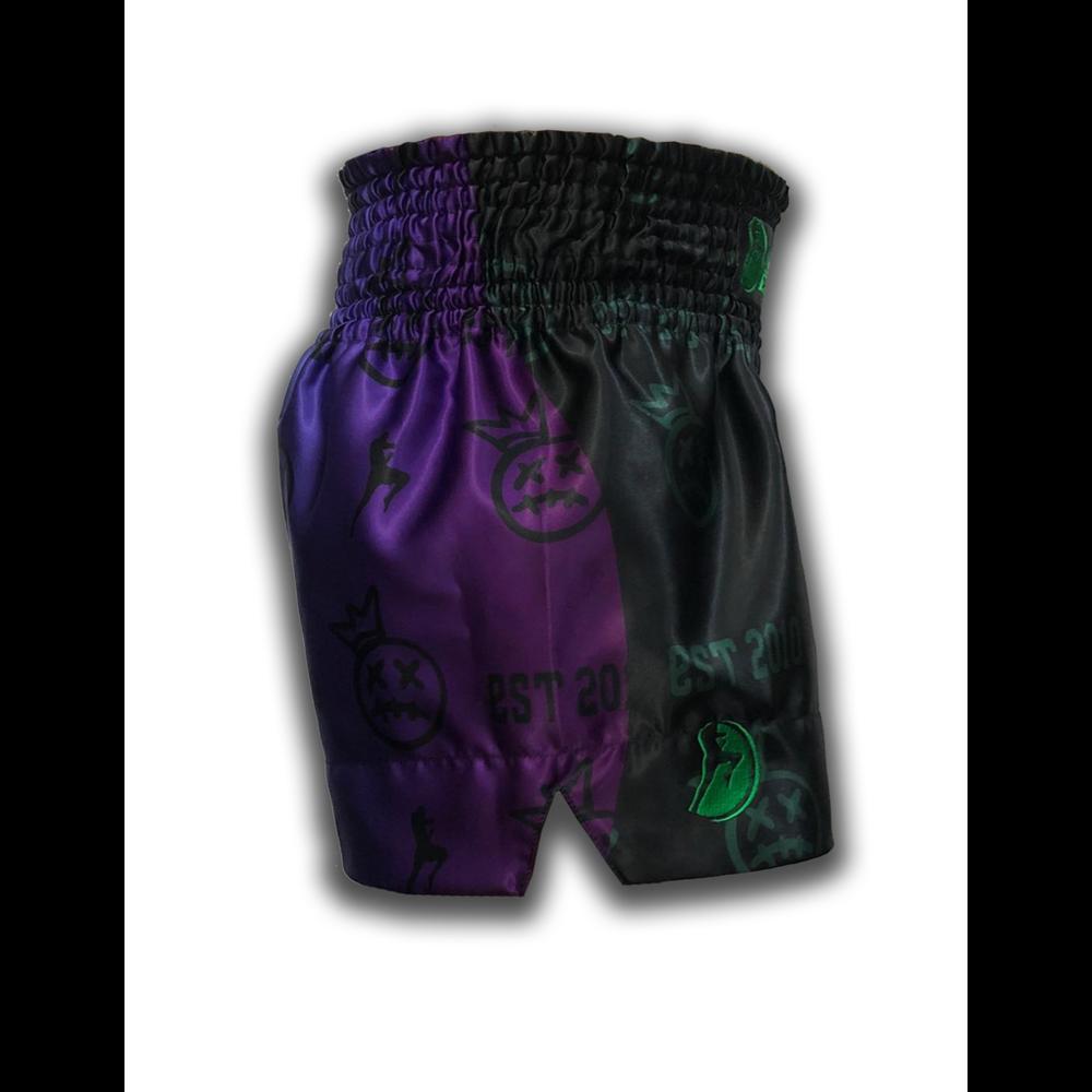 Muay Thai Addict Chameleon Crown Collector Shorts